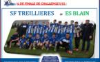 1/4 de finale Challenge U15
