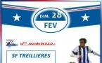 28/02/2016 - 14ème Journée de DSD - Séniors A