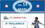13/03/2016 : 15ème Journée de 2ème Div. - Séniors B