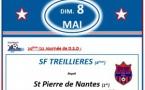 L'affiche du Week-end : Séniors A (4ème) vs St Pierre de Nantes (1er)
