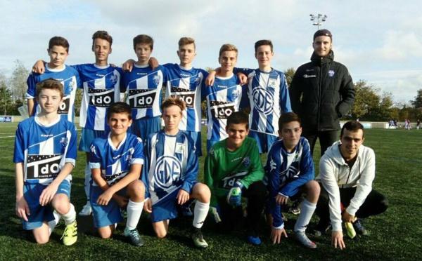 U15: résumé du match du 04/11 SFT-Derval SCNA