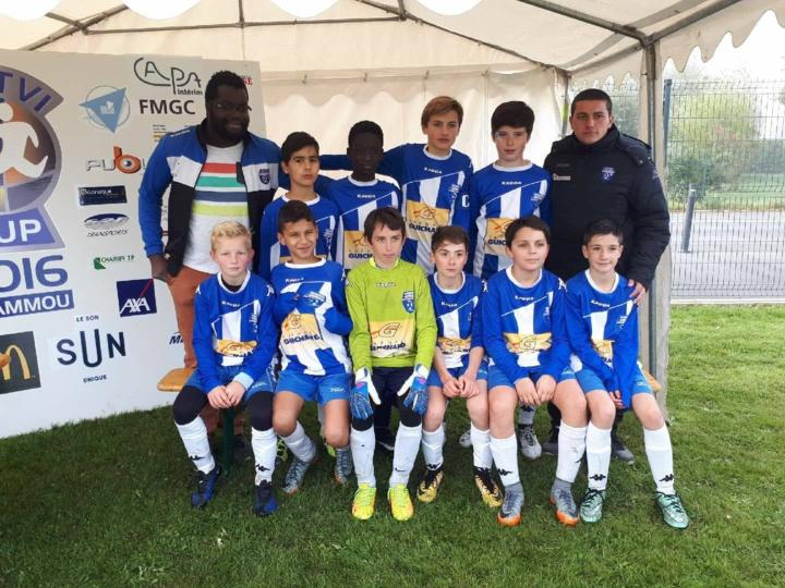 Week-end du 28 et 29/10: La Lustvi Cup U13
