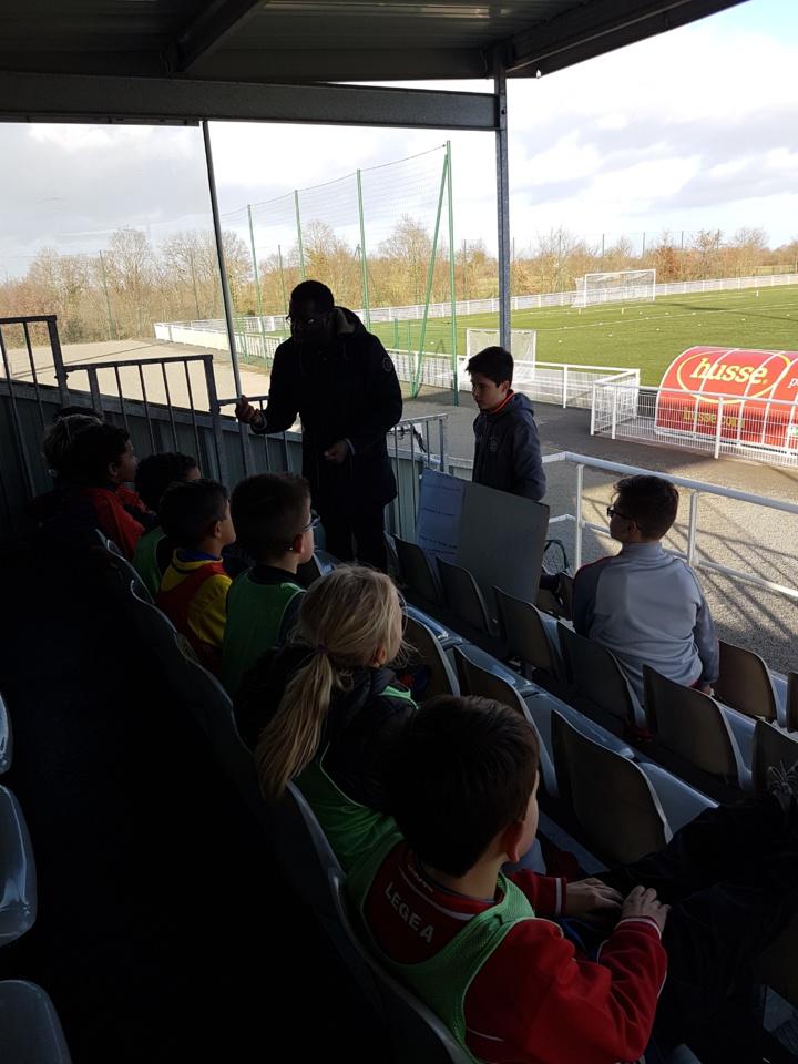 Le rôle de l'éducateur de football - Mercredi 17 Janvier (U6-U7, U8-U9)