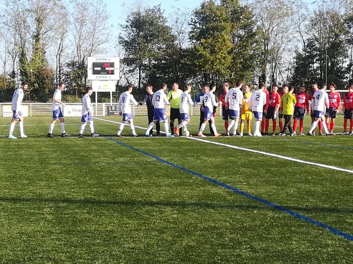 Séniors: 4 ème journée de championnat de D3 : SF TREILLIERES B – AS Grandchamp Football A