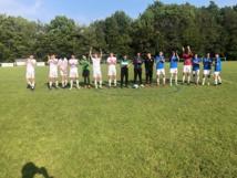 U17: Tournoi de St Lyphard - la SFT affronte la SFT en finale!