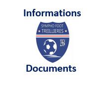 Informations Générales U14-U15