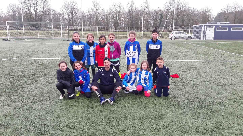 match amical le 11-02-17