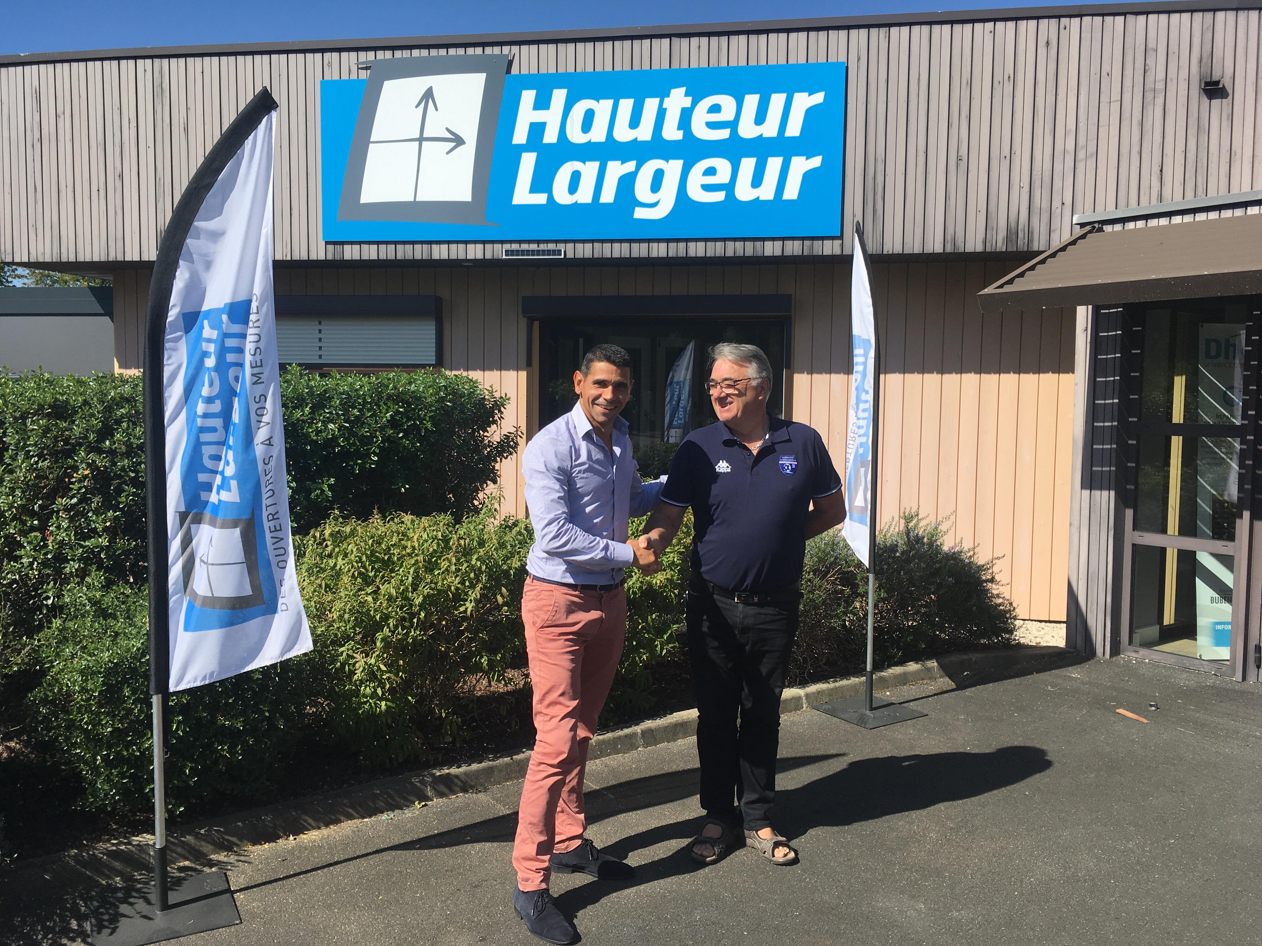 HAUTEUR-LARGEUR devient un nouveau sponsor!