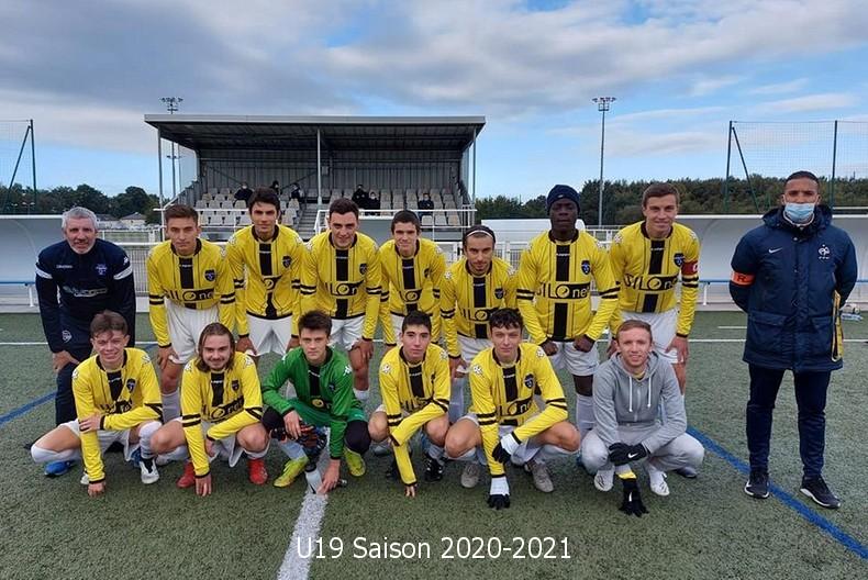 Symphofoot Treillières recrute des joueurs pour la U19 R2 !