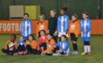 Les Filles à L'Urban Soccer!