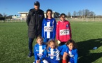Les Blue Girls de la SFT