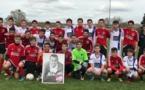 U17: La SFT s'empare du Trophée des Restos du Coeur!