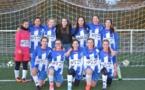 U18 F: Rétrospective de la saison des filles!