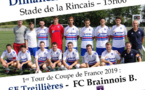 Coupe de France 2019 :  Le 1er tour ce dimanche 26 Août 2018