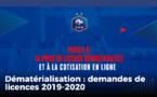 Licences 2019-2020 : Fonctionnement, tarifs, etc