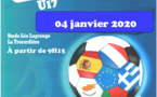 Nos U17 au tournoi qualificatif de l'International Rezé Football