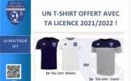 Les dates de permanences pour les inscriptions saison 2021-2022 sont connues !