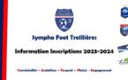Inscriptions saison 2021-2022