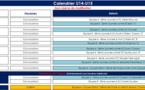 (U14/U15) Calendrier 2021-2022 : Informations et documents