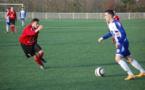 U15A : Photos/Résultats du week-end (30/31-01)