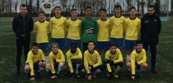 U15 A: 2ème journée: SFT-Derval SCNA