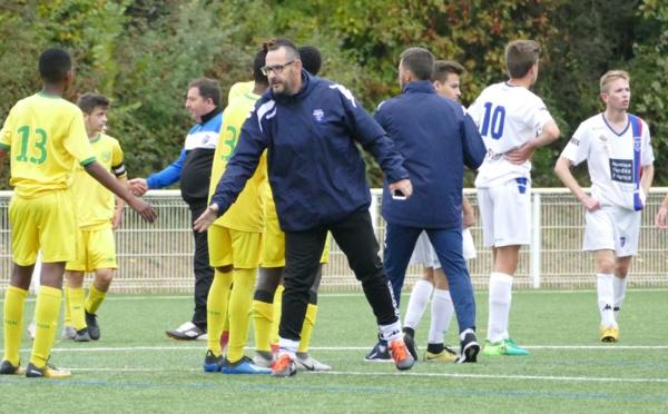 U17 Région: FC Nantes B - Symphofoot Treillières  Des satisfactions malgré tout!