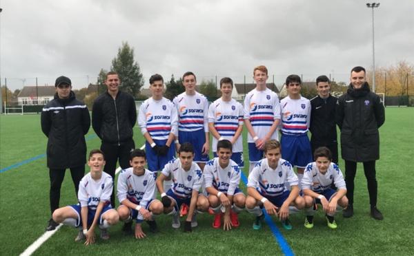 U16: Orvault La Bugalière vs SF Treillières: 2-4