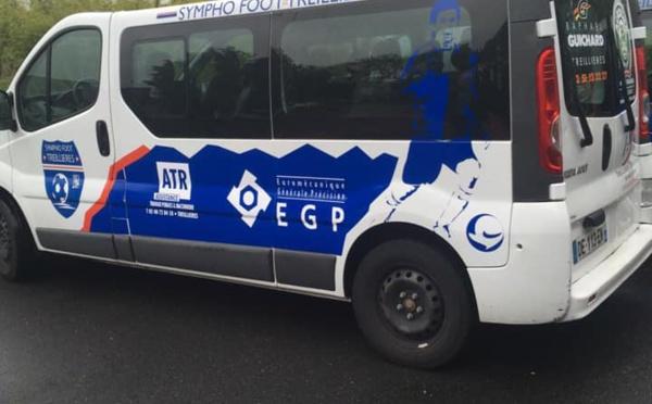 Match de gala pour les mini-bus