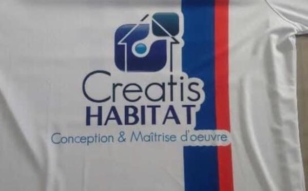 CREATIS HABITAT , Partenaire de la semaine !